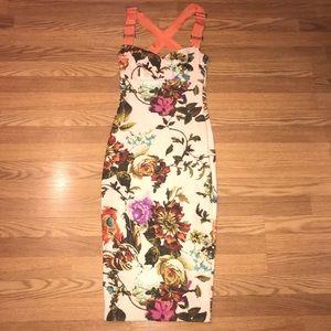 2b00306785551a Ted Baker Dresses - Ted Baker  279 Floral Amabel Dress a Size 1or 2